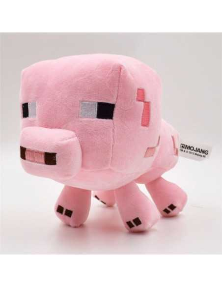 Мягкая игрушка Свинка, Minecraft