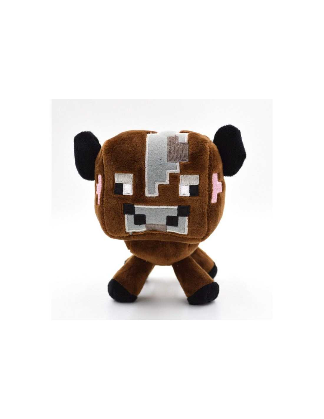 "Мягкая игрушка \\""Корчневая Корова\\"", Minecraft"