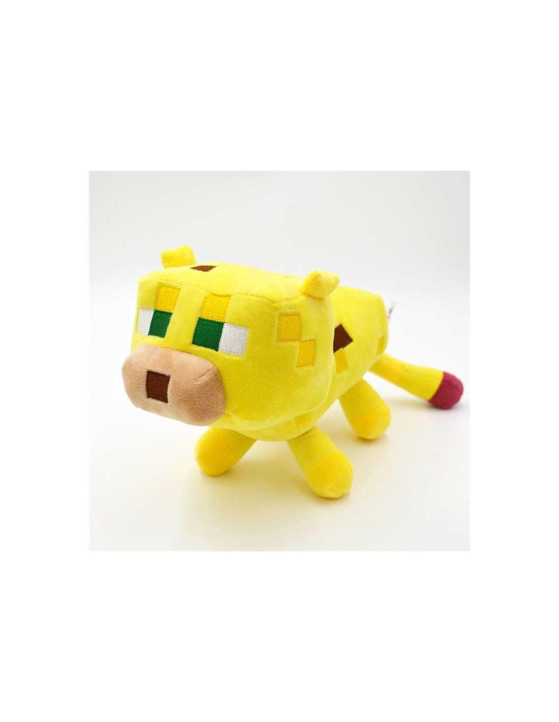 """Мягкая игрушка \\""""Оцелот\\"""", Minecraft"""