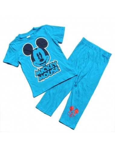 Хлопоковая пижама Mickey mouse Anabelle mini