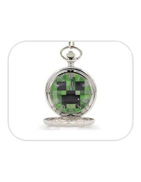 Часы карманные Minecraft