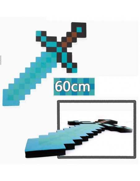 Minecraft Алмазный меч размеры
