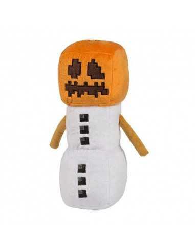 Мягкая игрушка Снежный Голем Майнкрафт большой
