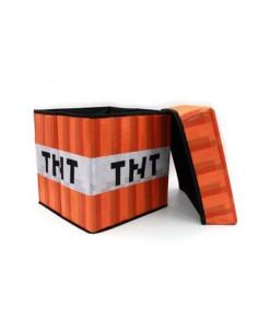 Ящик для хранения игрушек Minecraft TNT