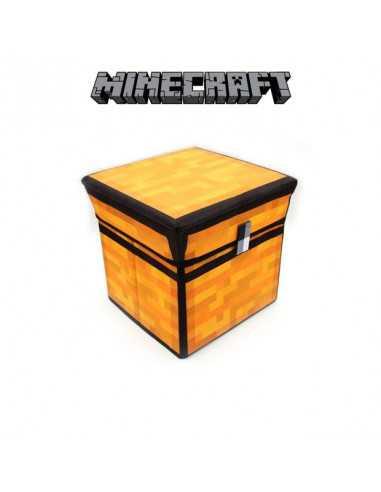 Ящик для хранения игрушек Minecraft Сундук