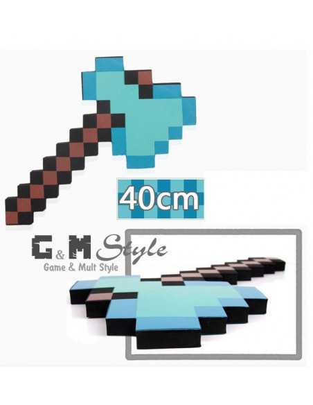 Набор игрушек Minecraft топор + лопата