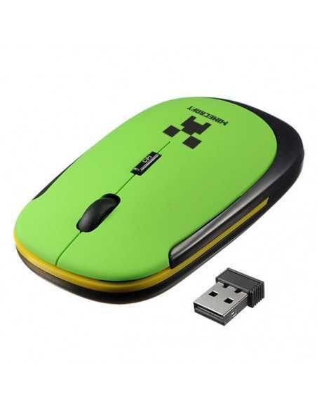 Компьютерная беспроводная мышка Minecraft