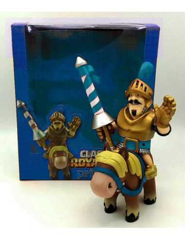 Фигурка Clash Royale Принц синий
