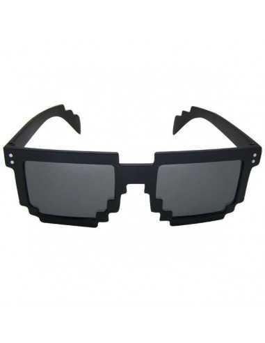 Детские солнцезащитные очки Майнкрафт (Minecraft) черные