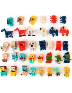 Набор минифигурок Minecraft Серия 3