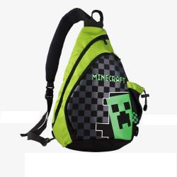 Рюкзак в стиле Minecraft