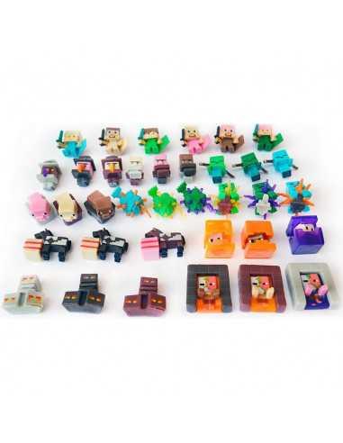 Набор минифигурок Minecraft Серия 4