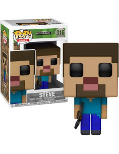 Фигурка Minecraft Steve Funko POP 316