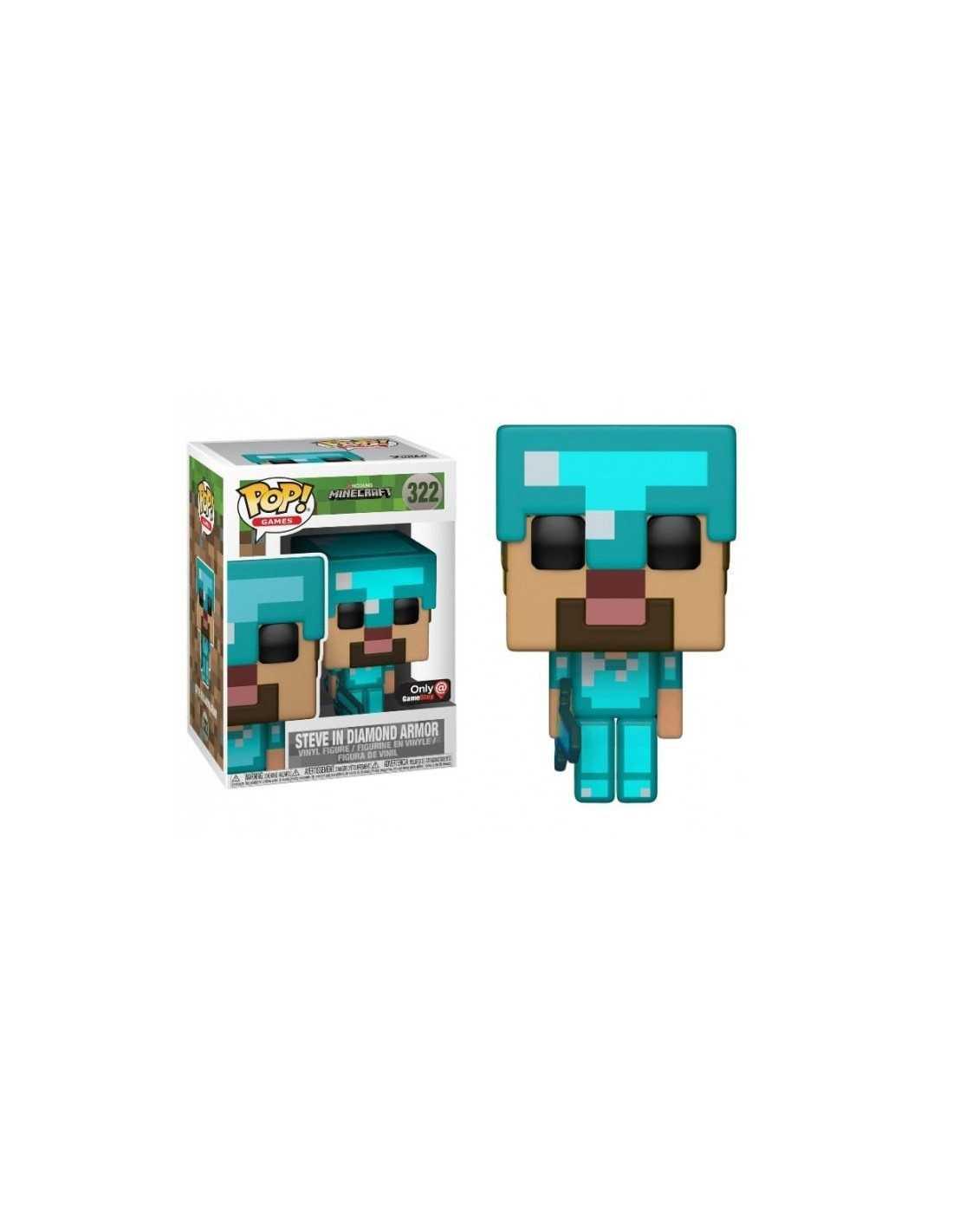 Фигурка Minecraft Creeper Funko POP
