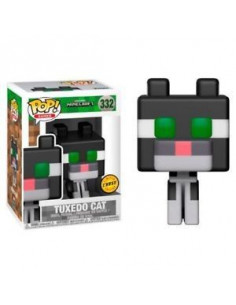 Фигурка Minecraft Tuxedo Cat Funko POP 332