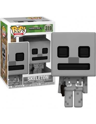 Фигурка Minecraft Sceleton Funko POP 319