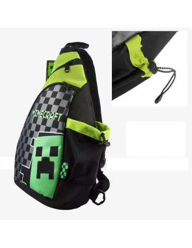 Спортивный рюкзак Minecraft (майнкрафт)
