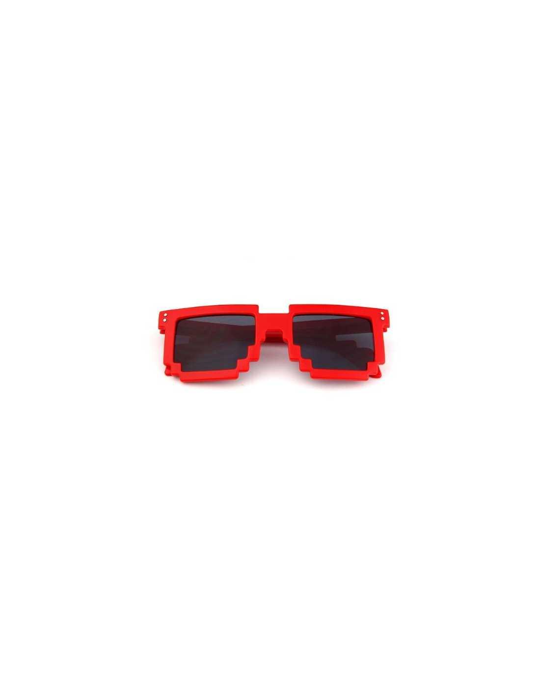 Солнцезащитные очки Minecraft черные