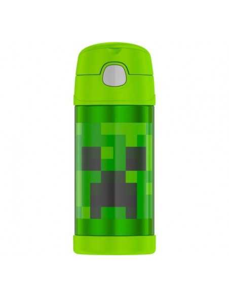Термос Minecraft Crepper