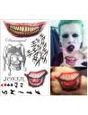 Временная татуировка Джокера