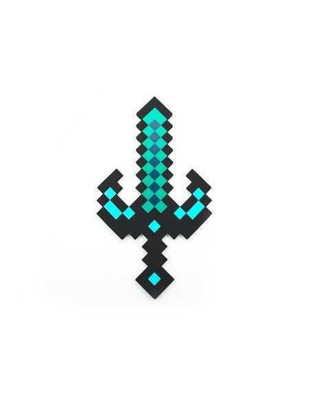 Пиксельный черный меч \\