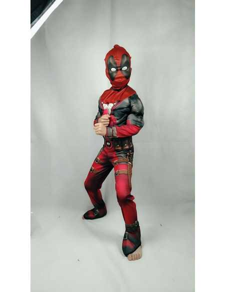 Костюм Deadpool детский