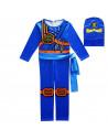 Костюм Lego Ninjago Джея (синий)  детский