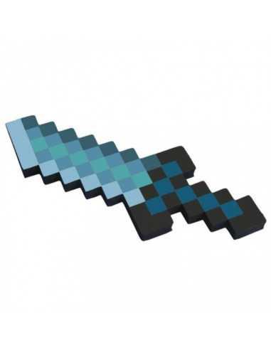 Алмазный кинжал Mintcraft 8Бит 25 см