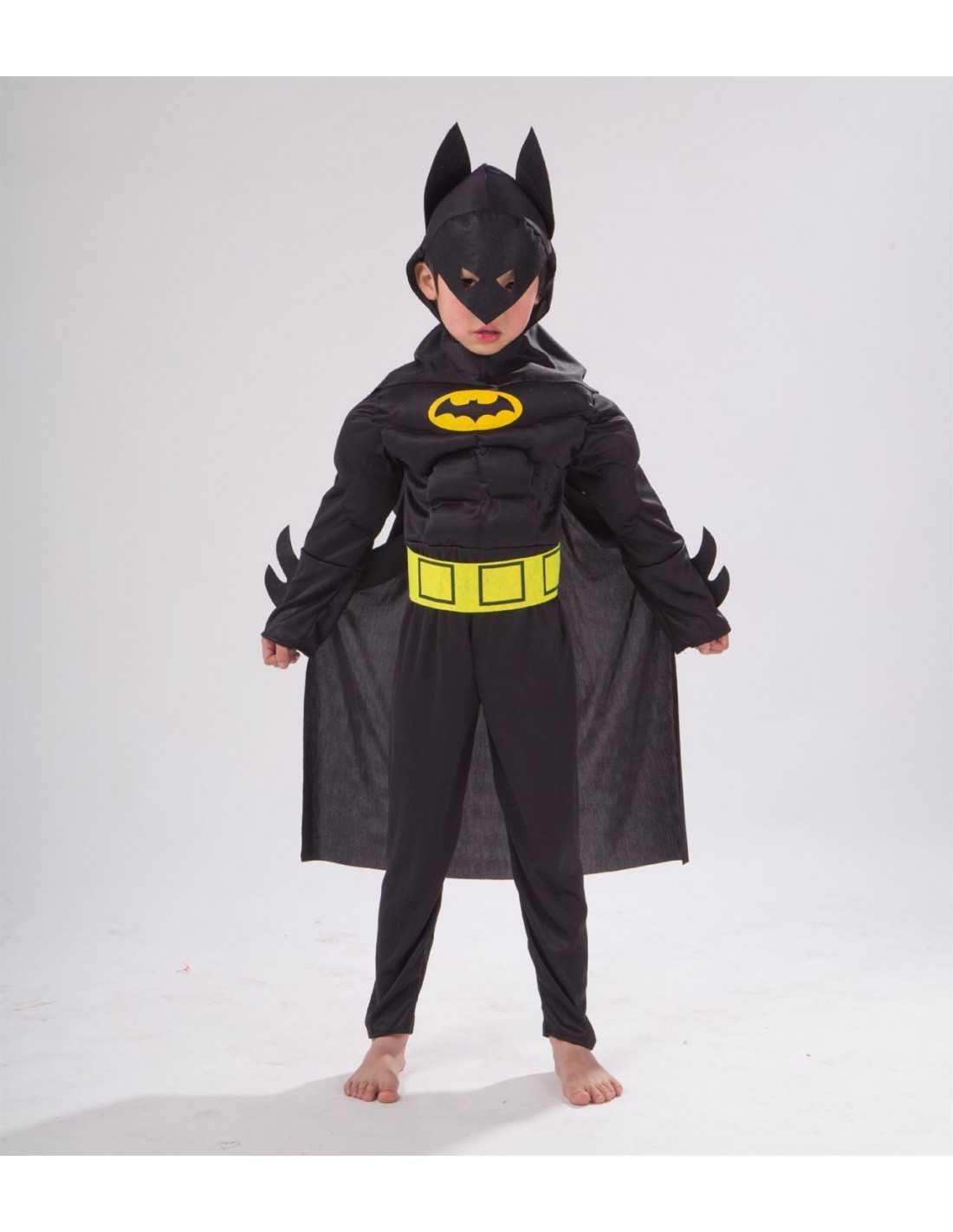 Костюм Бэтмена детский