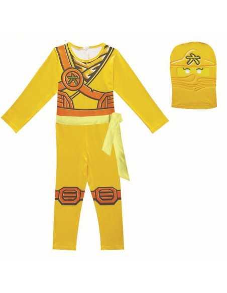 Костюм Lego Ninjago Скайлор (желтый) детский