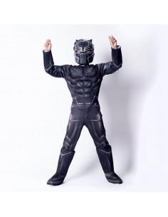 Костюм Чёрная Пантера детский