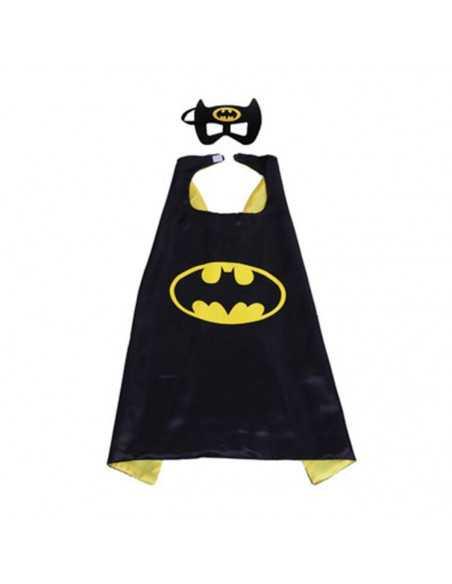 Новогодний костюм Бэтмэн (плащ)