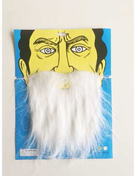 Борода белая