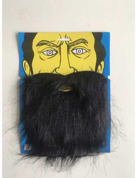 Борода чёрная