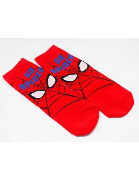 Носки детские Marvel Spiderman набор 5 шт
