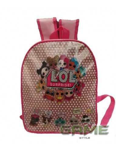 Рюкзак для девочки LOL Surprise малый