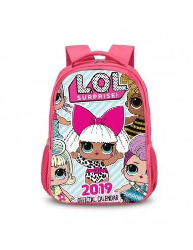 Рюкзак школьный для девочки LOL Surprise