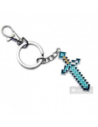 Брелок Зачарованный меч Minecraft