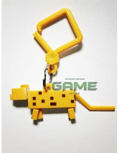 Фигурка брелок Оцелот Minecraft