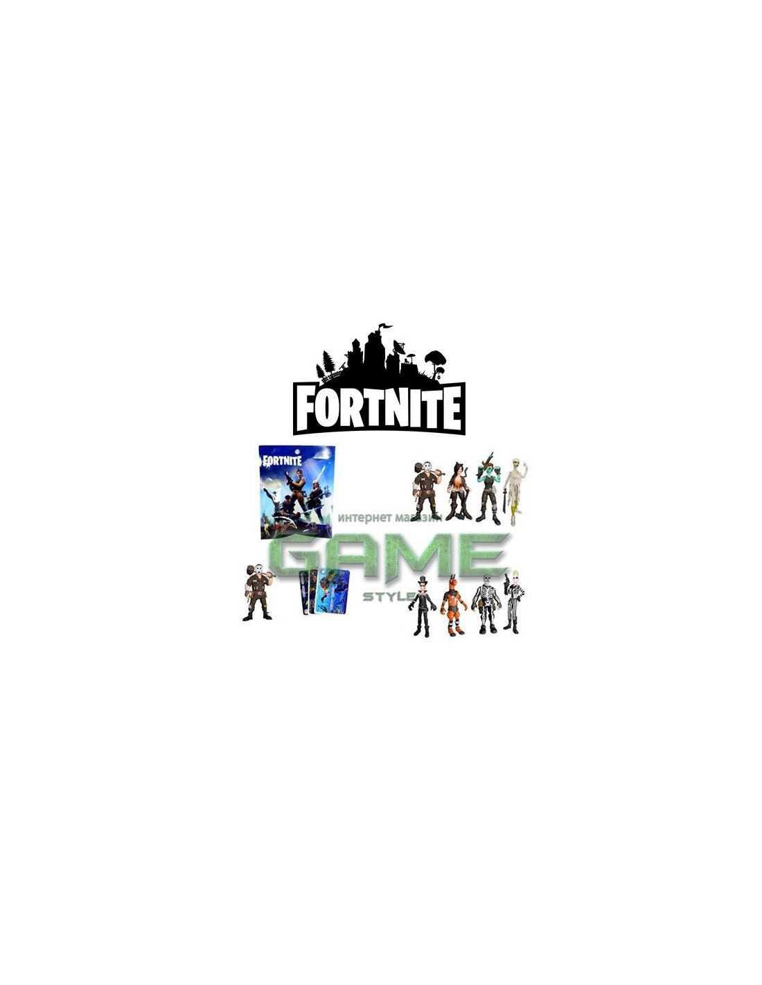 Фигурка сюрприз из игры Fortnite