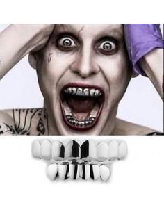 Зубы Джокера (брекеты ,грилзы) нержавеющая сталь
