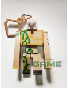 Фигурка брелок Железный Голем Minecraft