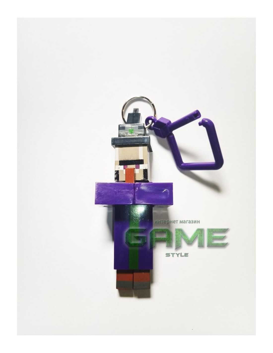 Фигурка брелок Minecraft