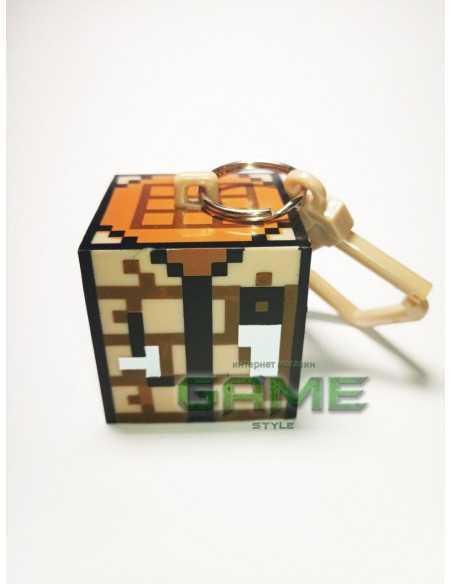 Фигурка брелок Верстак Minecraft