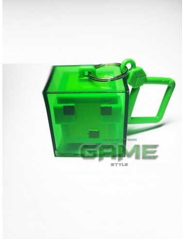 Фигурка брелок Слизь Minecraft