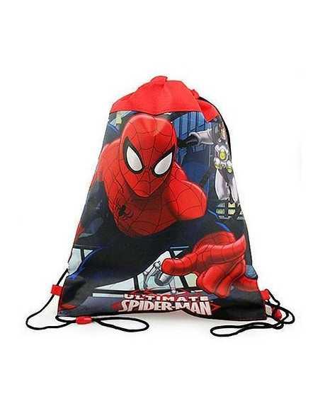 Лёгкий рюкзак для сменной обуви и одежды Spider-Man