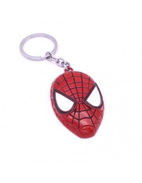 """Брелок \\""""Маска\\"""" Spider-Man красный"""