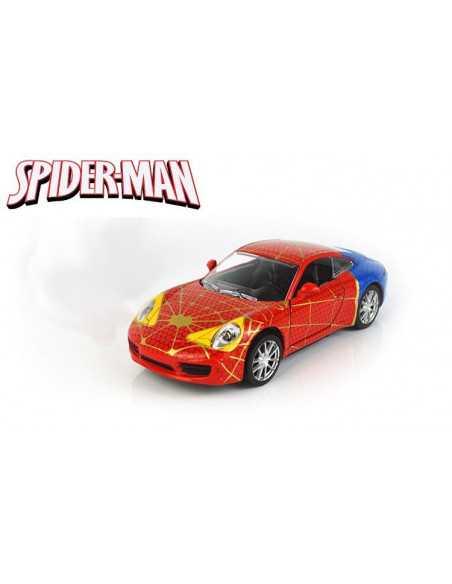 Интерактивная машинка Spider-Man