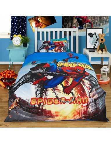 """Комплект детского постельного белья Spider-Man \\""""В Париже\\"""""""