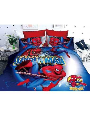"""Комплект детского постельного белья Spider-Man """"В Космосе"""""""